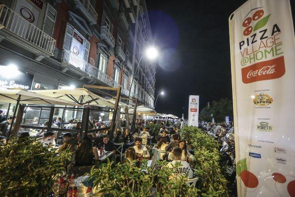 Coca Cola Pizza Village @home 2021: successo per la tappa di Napoli