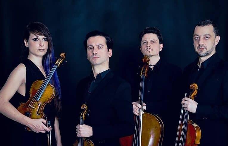 Il Quartetto Mirus, ospite del