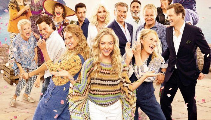 """""""Mamma Mia! Ci risiamo"""" su Canale 5. I film in tv venerdì 18 giugno"""