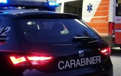 Avellino, 53enne tenta il suicidio salvato dai Carabinieri