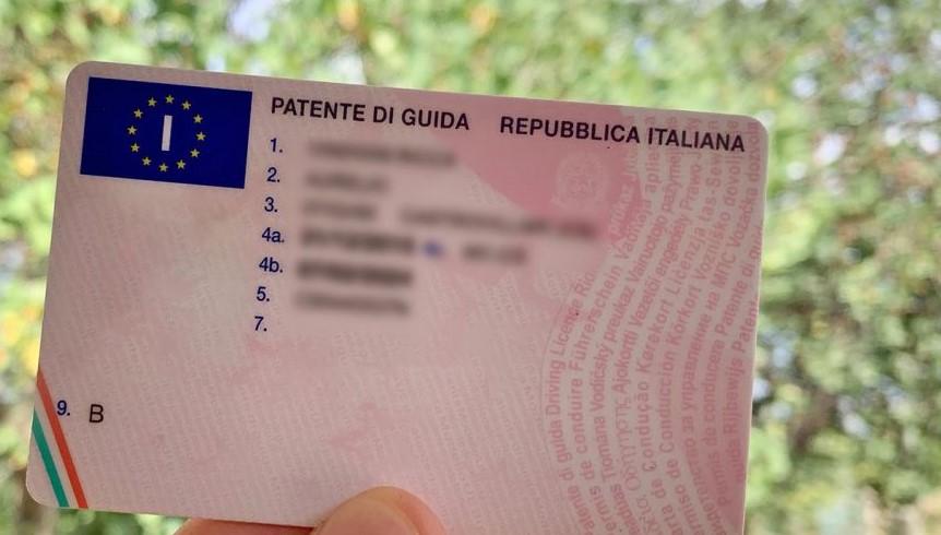 Patenti, prorogata la validità fino ad aprile 2022