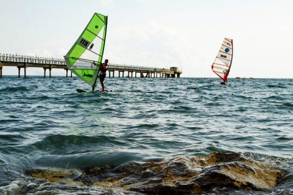 Black Dolphin: al via la terza tappa della Coppa Italia di windsurf