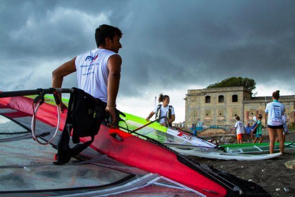 Black Dolphin: Giornada Marino sul podio a Torbole