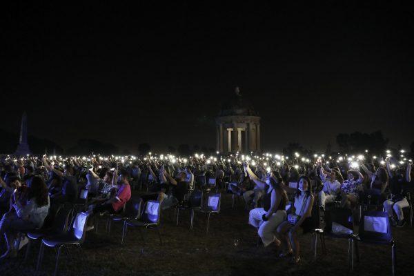Carditello Festival, la rassegna continua con l'omaggio a Modugno, Fiabe e Incursioni Teatrali
