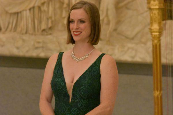 Ensemble Barocco Accademia Reale: V'adoro pupille il concerto con il soprano Erin Wakeman