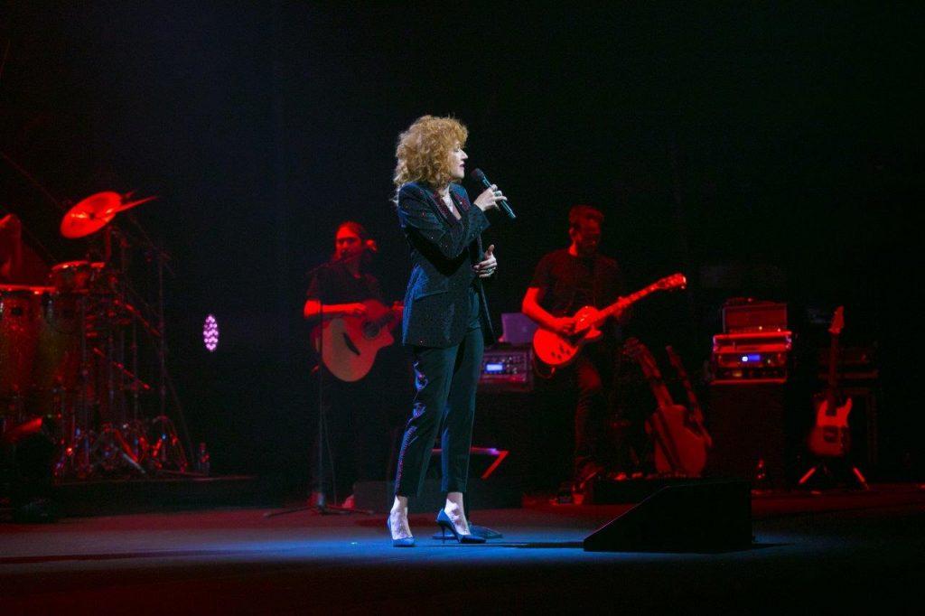 Fiorella Mannoia, oggi parte il tour live. Ecco tutte le date dei concerti