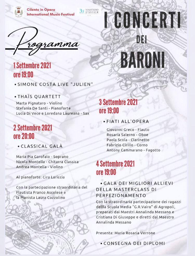 """Maria Pia Garofalo nominata direttore artistico del """"Festival Cilento in Opera"""""""