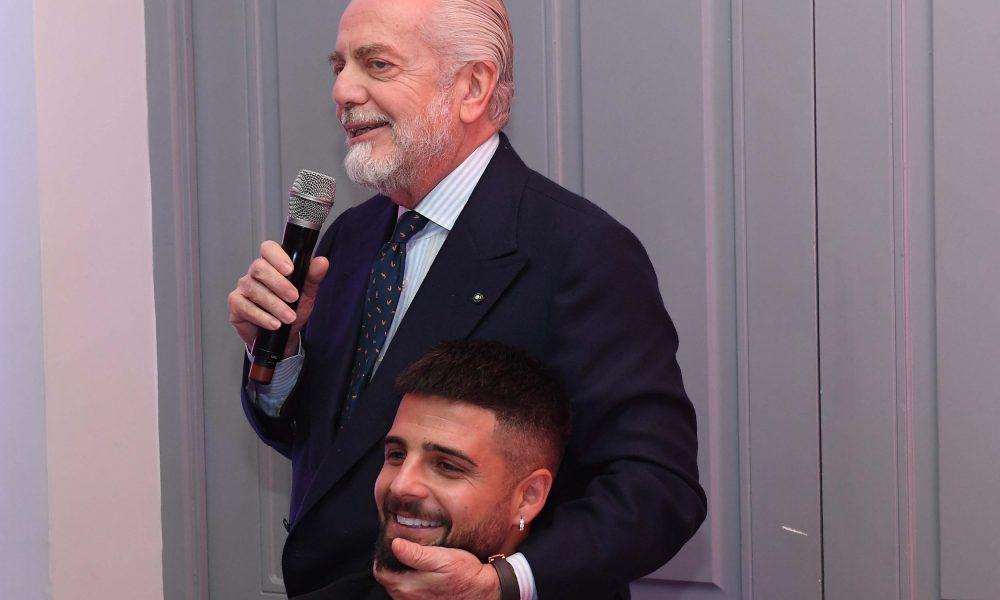 Calcio Napoli, a una settimana dal via tiene banco il caso Insigne