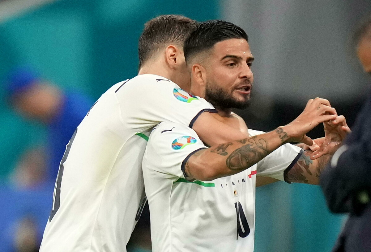 Calciomercato Napoli, l'Inter pensa a Insigne per l'attacco