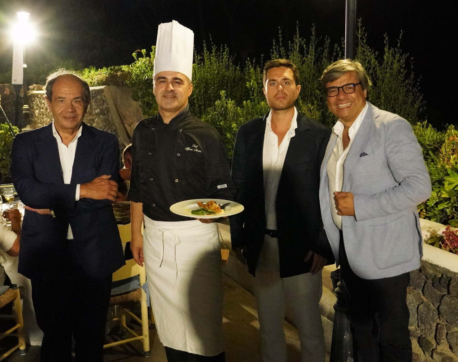 Al Punta Molino di Ischia boom di turisti tra benessere e cucina rivisitata