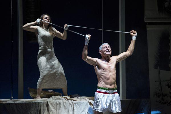 Teatro di Cortile 2021, in scena Sergio Rubini, Patrizio Oliva e Massimiliano Gallo