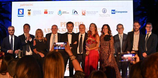 A Mercogliano premiate eccellenze nel mondo dell'Arte, della Cultura e dell'Imprenditoria