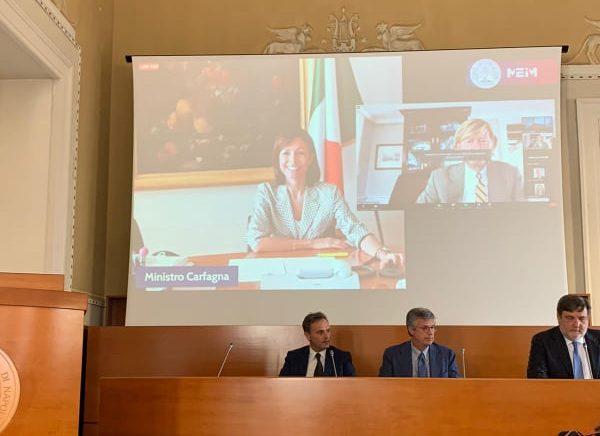 Università, Vito Grassi (Confindustria): Rete tra Atenei e imprese sul modello di sviluppo del Mit
