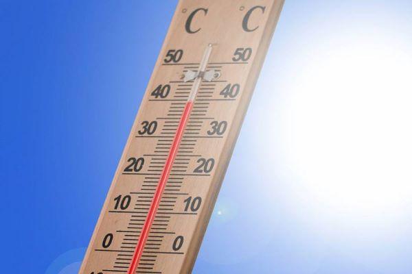 Meteo Campania: nel weekend torna il caldo africano