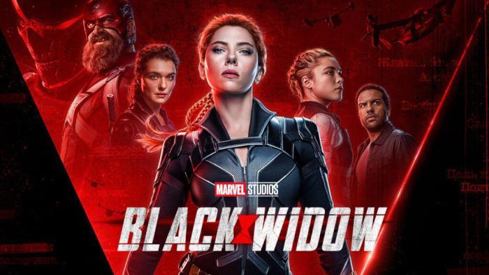 Black Widow, record al primo giorno di proiezione
