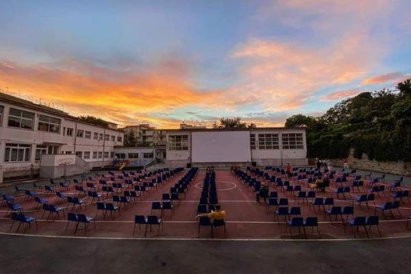 Portici, estate di cinema all'aperto: ecco il programma di Fresko Film
