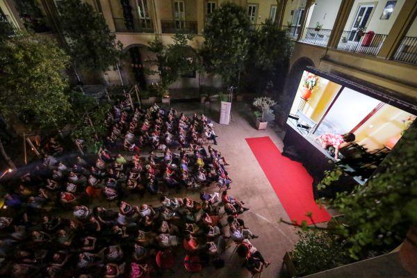 Estate a Corte: 45 serate di cinema sotto le stelle alla fondazione Foqus di Napoli
