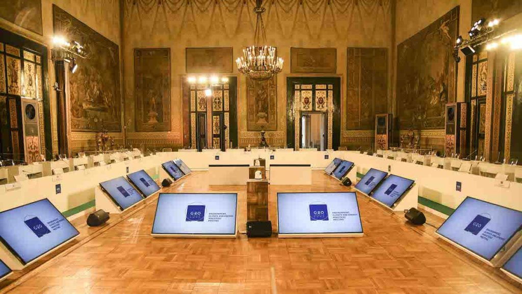 G20: Approvato il comunicato G20 ambiente