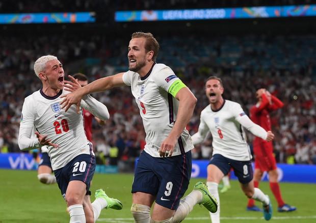 Euro 2020, l'Inghilterra raggiunge l'Italia in finale