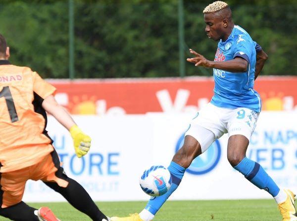 Calcio Napoli: il calendario aggiornato delle amichevoli