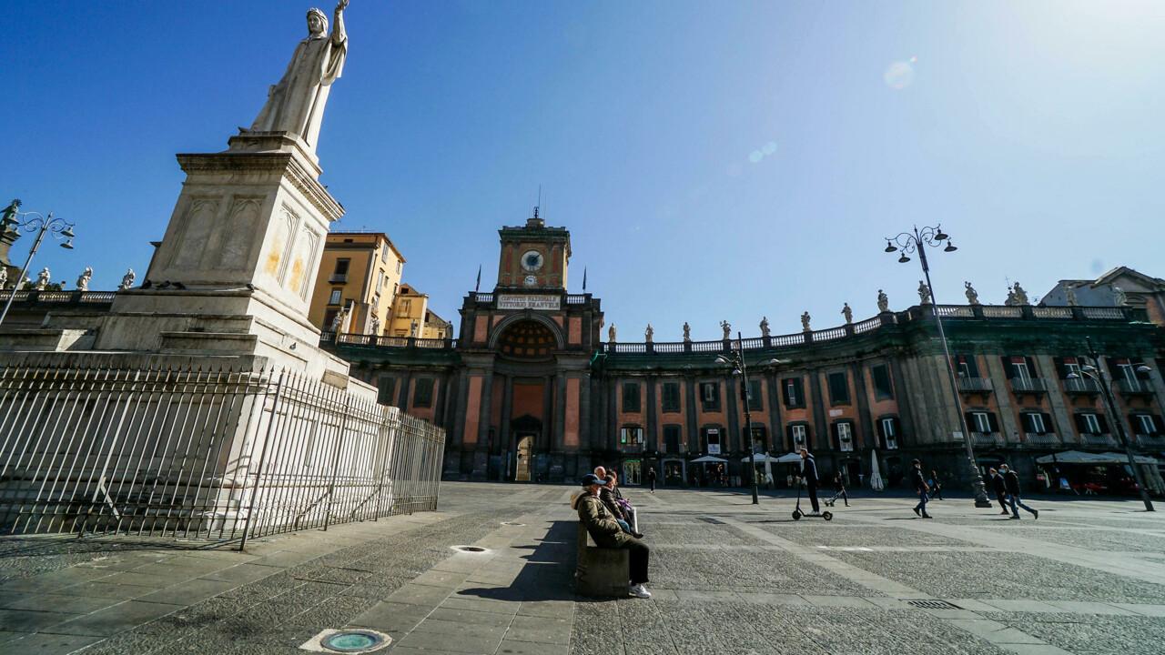 No Green pass pronti a tornare in piazza in Campania