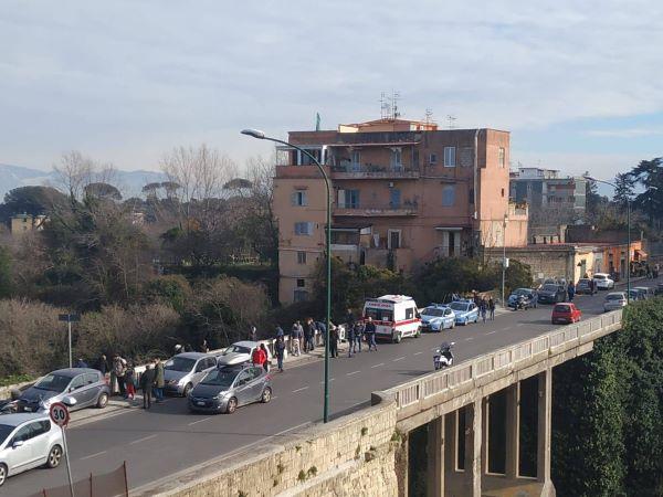 Napoli, Ponte di via Nuova San Rocco: l'allarme delle Municipalità 3 e 8