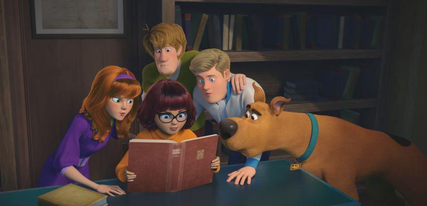 """""""Scooby"""" su Sky Family. I film in tv sabato 3 luglio"""
