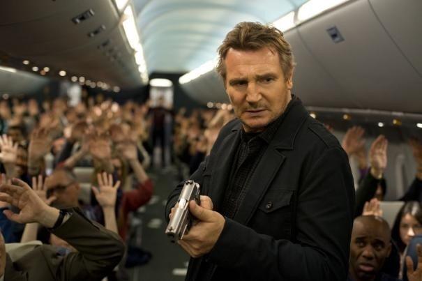 """""""Non-Stop"""" su Sky Cinema. I film in tv venerdì 16 luglio"""