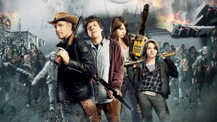 """""""Benvenuti a Zombieland"""" su Sky Max. I film in tv venerdì 23 luglio"""