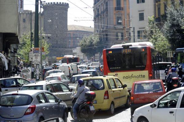 G20 a Napoli: giornata con traffico in tilt nella zona blindata