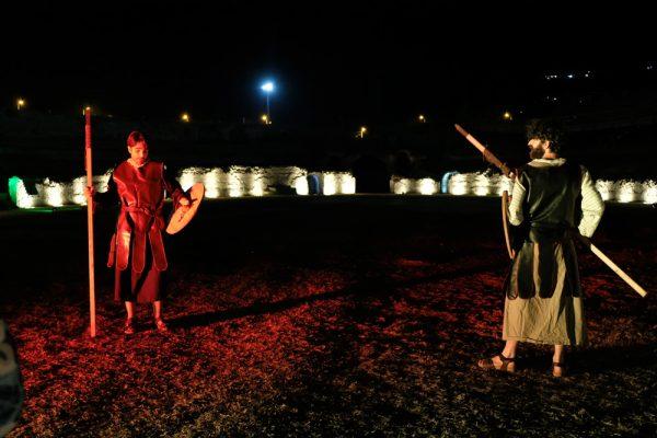 """""""I Racconti di Dioniso"""" all'Anfiteatro Romano di Avella"""