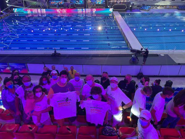 """International Swimming League, i campioni del nuoto esaltano Napoli: """"Pubblico straordinario"""""""