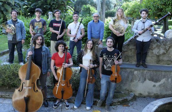 Napoli, il 6 agosto Pausilypon – Suggestioni all'Imbrunire: protagonista l'Orchestra Scarlatti