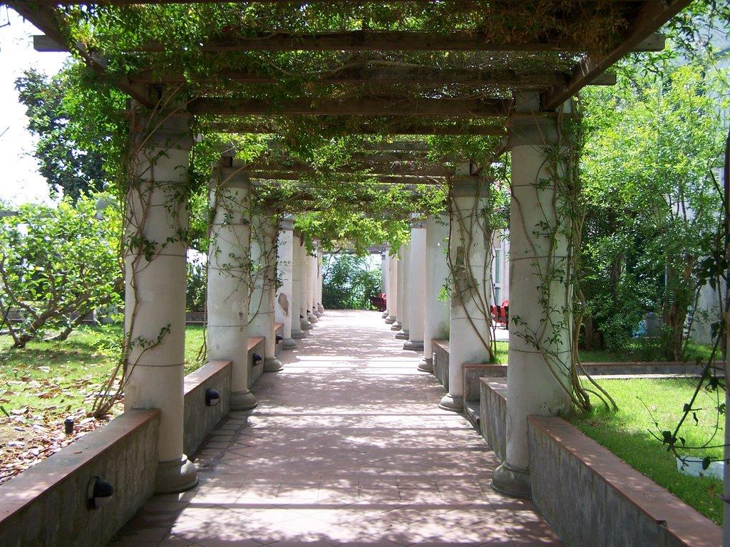 Ischia, 12 progetti restyling Villa Arbusto e Coppa Nestore