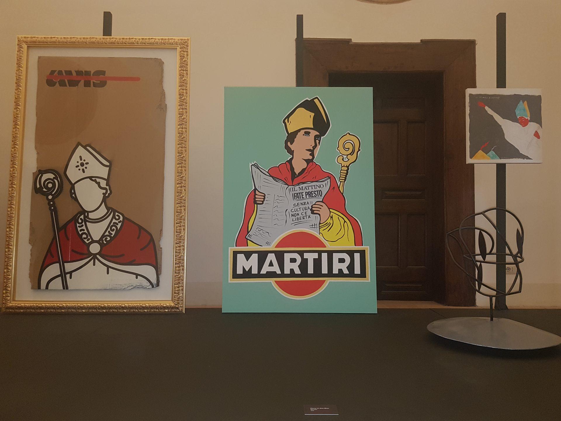 Napoli, a San Domenico Maggiore inaugurata la mostra
