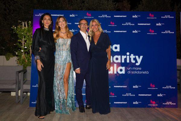 Sea Charity Gala: grande successo per l'evento di beneficenza al Club Partenopeo
