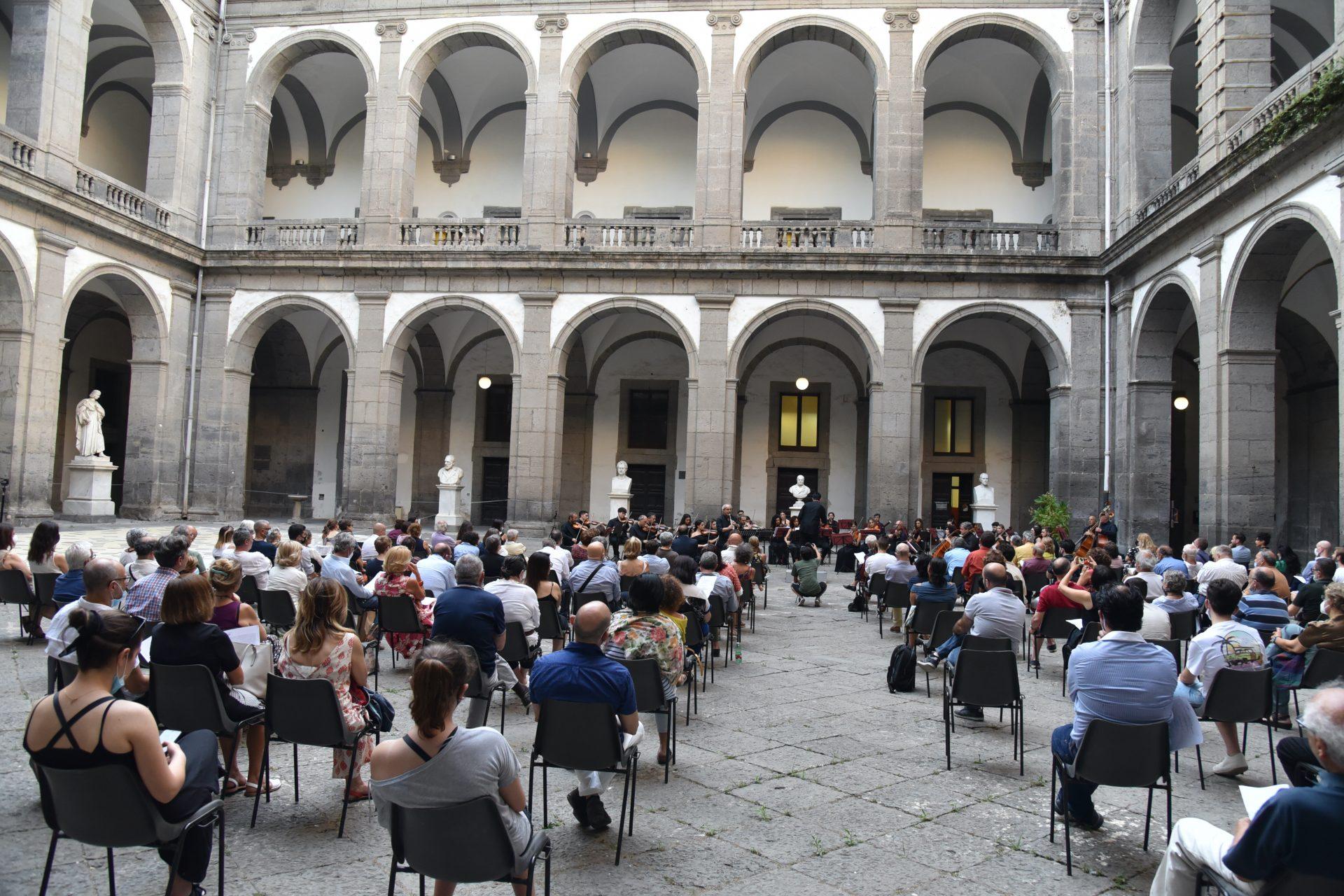 """Nuova Orchestra Scarlatti: """"Tango Sensations"""" per"""