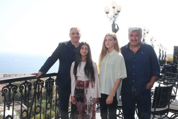A Napoli il mondo delle grandi serie tv. Premi ai talenti e all'industria del cinema