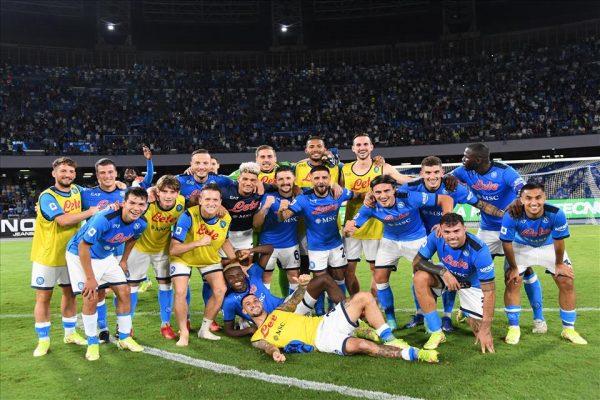 Calcio Napoli: Osimhen affonda il Cagliari al Maradona: 2 0