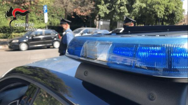 Pozzuoli, intera famiglia gestiva piazza di spaccio: quattro arresti