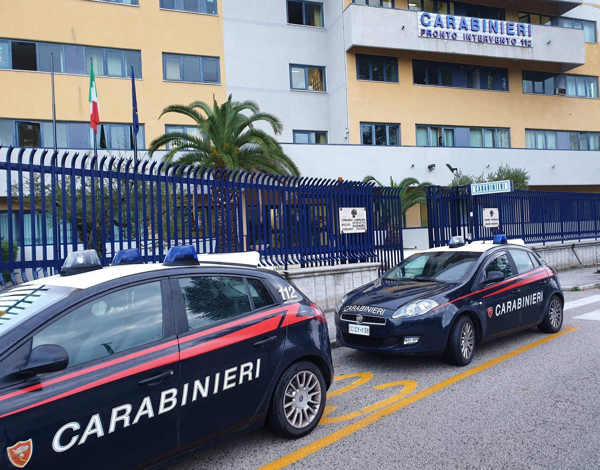 Avellino: arrestato 18enne indiziato di tentato omicidio plurimo