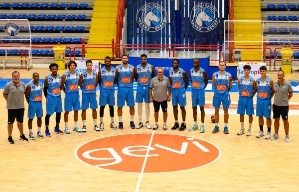 Gevi Napoli Basket: domani al PalaBarbuto la gara di SuperCoppa contro Treviso