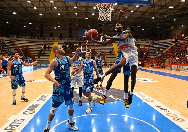 Gevi Napoli Basket, falsa partenza in SuperCoppa: Treviso vince al PalaBarbuto