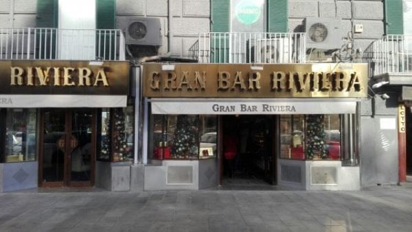 Napoli, riapre il Gran Bar Riviera: è stato rilevato da Salvatore Leonessa