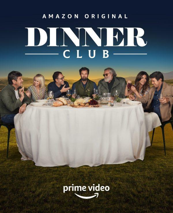 Su Prime Videola nuova serie tv AmazonOriginaldi produzione italianaDinnerClub