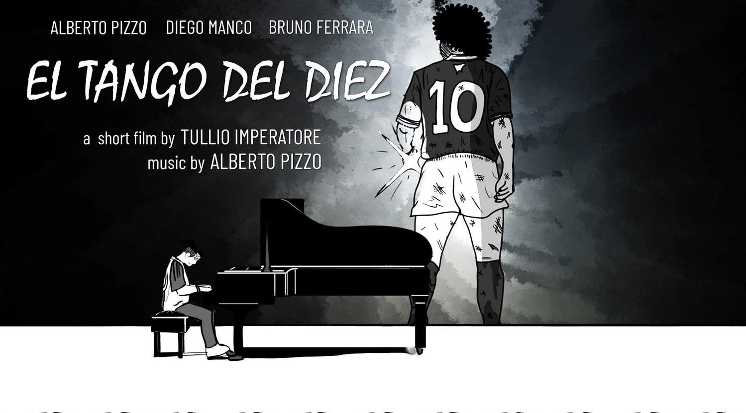 El Tango del Diez: il cortometraggio ispirato dal genio di Maradona