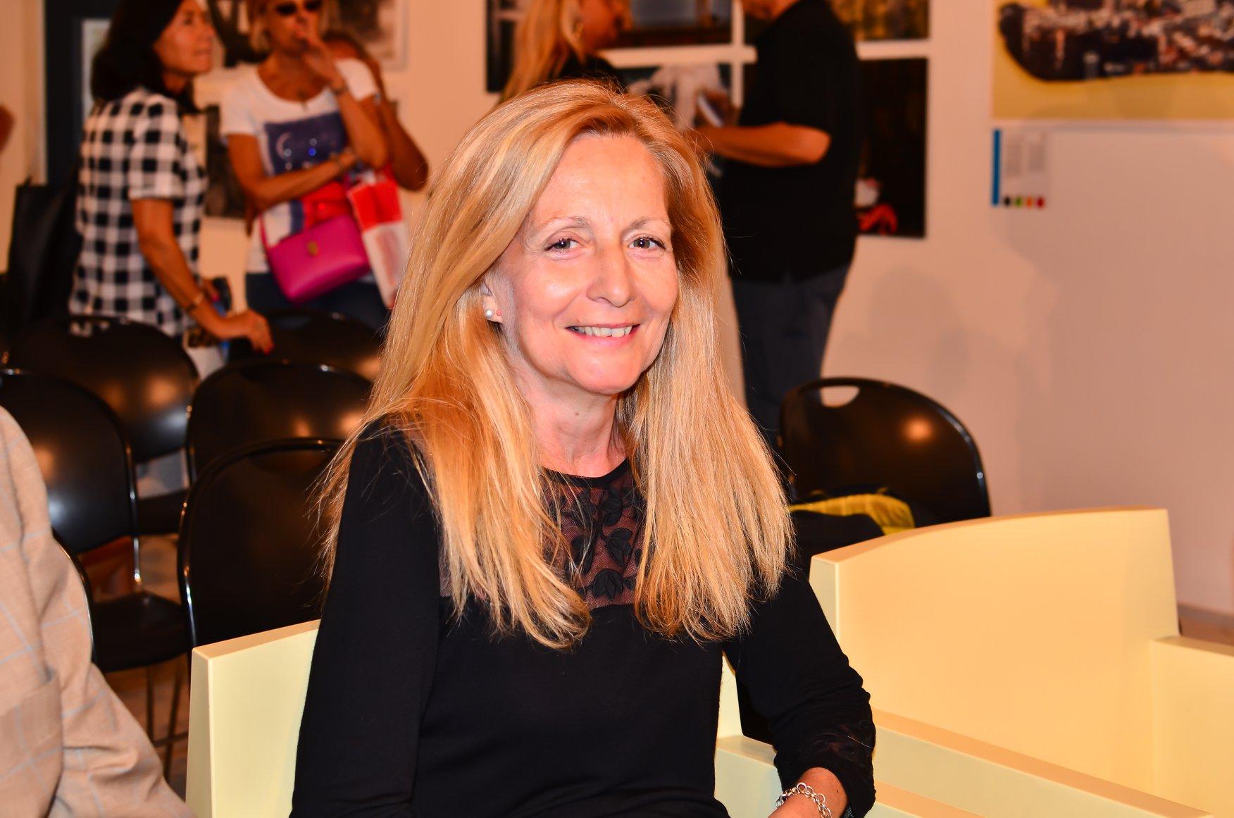 Marina Albamonte, candidata alla V Municipalità nella lista