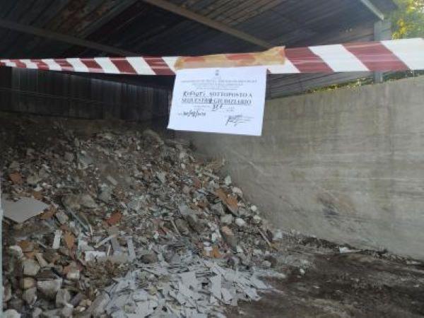Napoli, vasto traffico illecito di rifiuti da Chiaia a Scampia: due denunce