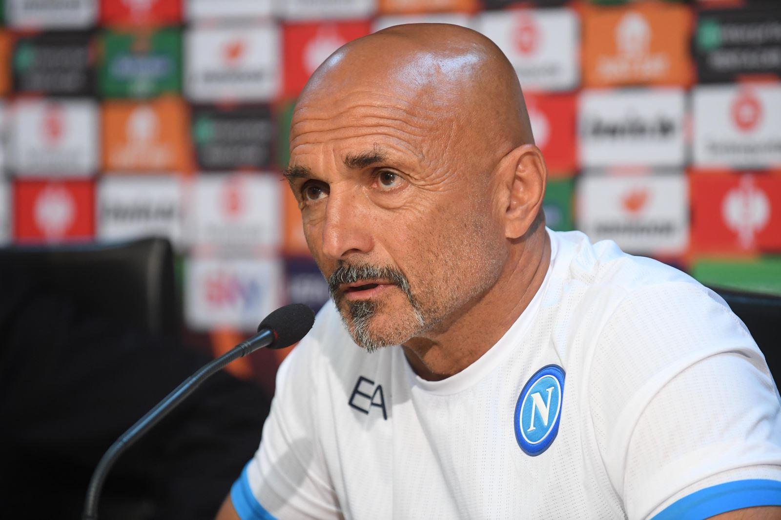 """Calcio Napoli, Spalletti: """"Lamentarsi degli arbitri è da sfigati"""""""