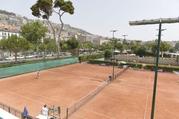 Tennis Napoli Cup porte aperte: ingresso gratuito da domenica 3 a venerdì 8 ottobre